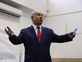 Izraelský prezident poveril zostavením vlády Benjamina Netanjahua