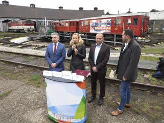 Rušňoparáda po roku opäť ponúkne železničné atrakcie