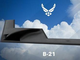 První let aneb další milník nového amerického stealth bombardéru B-21 Raider