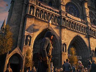 Assassin's Creed: Unity pomůže v rekonstrukci Notre-Dame. Hra je nyní zdarma