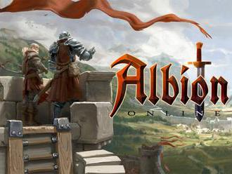 MMORPG Albion Online z roku 2017 přechází na free-to-play model