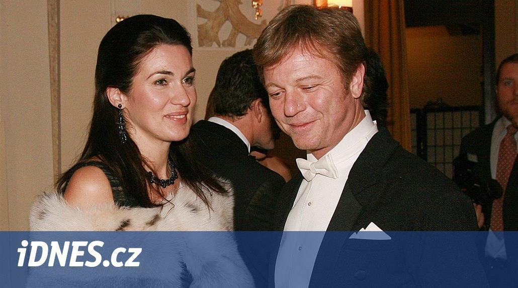 Maroš Kramár se po dvaceti letech rozvedl s právničkou Nikitinovou