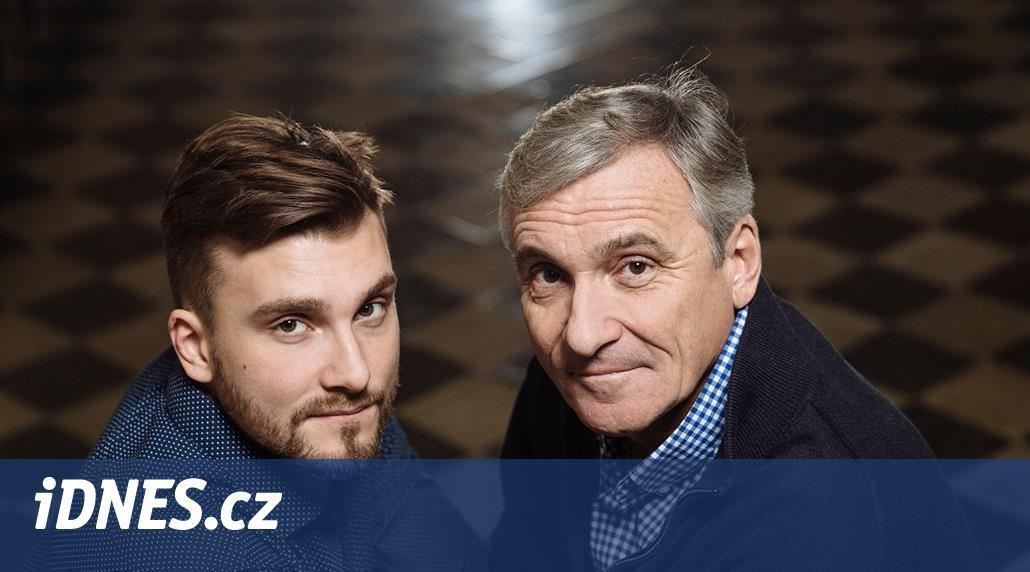 Jan Čenský: Kvůli práci jsem prošvihl porod syna, jeho maturiťák i promoci