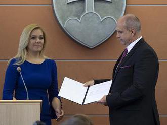 """Staronový policajný prezident Lučanský: """"Mojimi prioritami sú stabilizácia Policajného zboru a"""