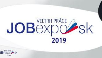 Najväčší veľtrh pracovných príležitostí JOB EXPO 2019