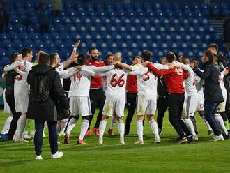 FK Senica – Spartak Trnava 0:0 v odvete semifinále, Trnava do finále