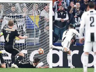 Ajax Amsterdam zaskočil Juventus a po 22 rokoch je v semifinále