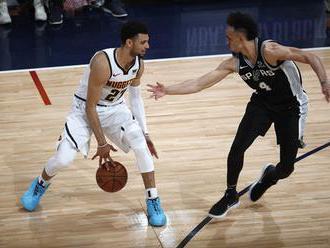 NBA: Toronto a Denver vyrovnali série, Portland opäť zdolal Oklahomu