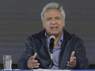 Ekvádorský prezident Moreno obvinil Assangea z koordinácie hackerov
