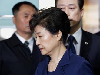 Bývalá juhokórejská prezidentka požiadala o dočasné prepustenie z väzenia