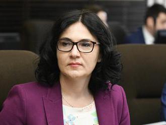 Lubyová podporuje, aby na reprezentačných dresoch boli slovenské štátne znaky
