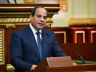 Referendum o predĺžení mandátu egyptského prezidenta bude v apríli