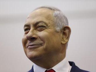 Prezident poveril zostavením vlády Benjamina Netanjahua