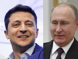 Putin Zelenskému k víťaztvu nezagratuluje