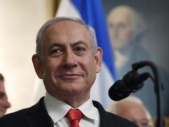 Netanjahu chce novú osadu na Golanských výšinách pomenovať po Trumpovi
