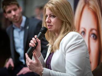 Zuzana Čaputová pre Washington Post: Slováci si spájajú Rusko s konzervatívnymi hodnotami
