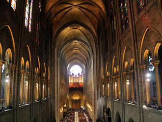 Notre-Dame je dušou Parížanov. Je to obrovská tragédia, hovorí Slovenka, ktorá v meste žije 20 rokov