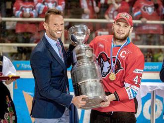 Banská Bystrica má opäť hokejový titul, v Nitre tlieskali aj po prehrách