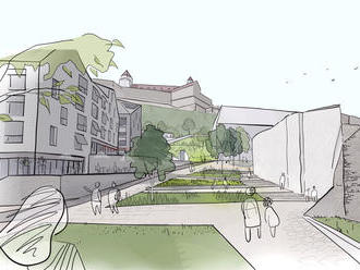 Architekt Igor Marko: Z podhradia chceme urobiť živé mesto, spojenie s centrom Bratislavy by bolo fa