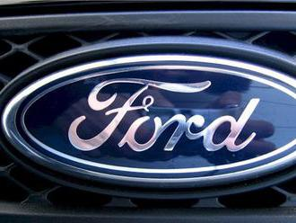 Ford má o 34% nižší zisk, překonal však očekávání