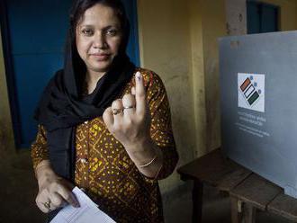 V Indii sa začala tretia, najrozsiahlejšia fáza parlamentných volieb