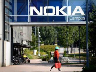 Nokia skončila po prvom kvartáli v strate, spôsobila to konkurencia pri dodávkach pre siete 5G