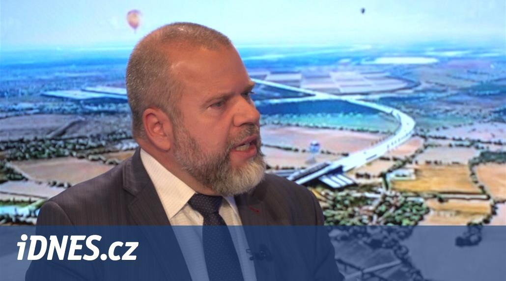 """Ropákem roku se stal šéf Vodních cest za prosazování """"Zemanova"""" kanálu"""
