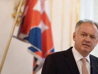 Kiska vymenoval predsedu, podpredsedu a nových sudcov ústavného súdu
