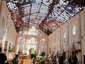 Na Srí Lanke sa začal deň štátneho smútku, počet obetí stúpol na 310