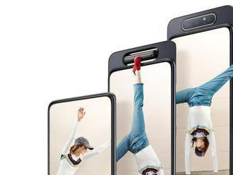 Samsung predstavil netradičný mobil s otočným a výsuvným foťákom