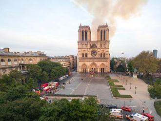 Vedec vytvoril vizualizáciu Notre-Dame, môže pomôcť pri opravách