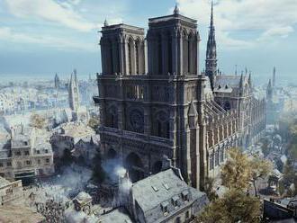 Pomôcť pri rekonštrukcii katedrály Notre-Dame môže aj počítačová hra