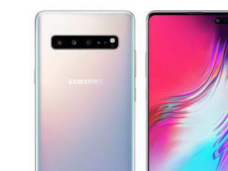 Samsung šliape na päty čínskemu Huawei. Galaxy S10 5G vraj natáča najlepšie videá