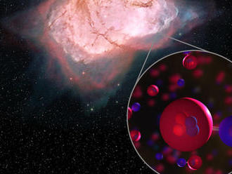 NASA detekovala najstarší typ molekúl vesmíru