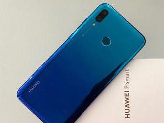 VIDEORECENZIA: Umelá inteligencia v mobile? Huawei P Smart 2019