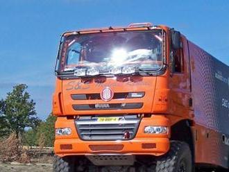 Na Rallye Dakar 2013 štartuje aj Tatra Phoenix