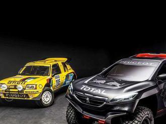 Peugeot 2008 DKR: Lev sa vracia na Dakar. Má novú zbraň