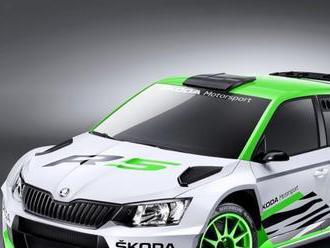 Škoda Fabia R5: Nástupca S2000 sa ukáže v Essene. Nemá to ľahké