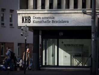 Ministerka vyhovela umelcom, Kunsthalle sa stane samostatnou organizáciou