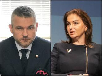 Beňová prehovorila o boji v Smere: Kontruje Pellegrinimu, vraj sa hovorí o novom lídrovi strany