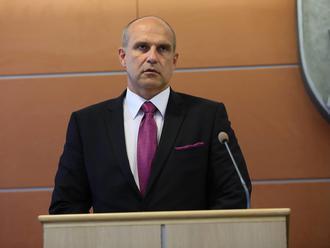 Lučanský sa stal šéfom polície: VIDEO Ak so mnou nebude nový minister spokojný, nemám problém odísť
