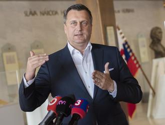 Danko: Minister obrany nebude pokračovať v rokovaniach o obrannej spolupráci s USA
