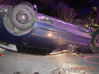 Hrôzostrašné FOTO z nehody pri Veľkom Krtíši: Otec   dvoch detí bol na mieste mŕtvy