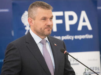 Slovensko inú alternatívu ako Úniu nevidí a ani nehľadá, povedal Pellegrini