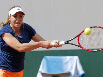 Kristína Kučová postúpila na turnaji v Dothane do štvrťfinále dvojhry
