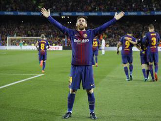 Video: Za triumfom Barcelony nestál Messi či Suárez, z víťazstva sa tešila aj Lobotkova Celta Vigo