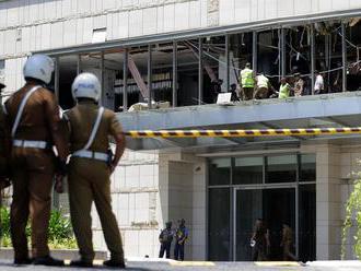 Zatiaľ sa zdá, že medzi obeťami výbuchov na Srí Lanke Slováci nie sú