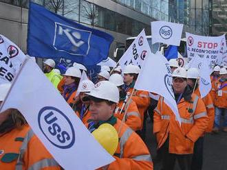 Odborári z US Steel Košice sa s vedením opäť nedohodli. Žiadajú vyšší plat