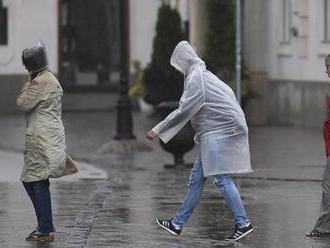 Slovensko zasiahne výdatný dážď: Pre tieto okresy platia výstrahy