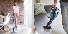Philips SpeedPro Max Aqua 3 v 1   – bezdrôtový tyčový vysávač s funkciou vytierania